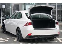 Lexus IS 300H SPORT (white) 2016-05-20