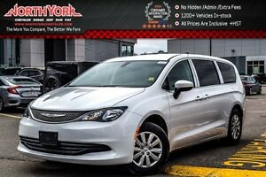 2017 Chrysler Pacifica NEW Car LX|DVD|SafetyTecPKG|BackUpCam|Blu