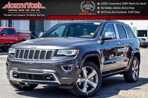 2016 Jeep Grand Cherokee NEW Car Overland|Diesel|Advanced Tech&T