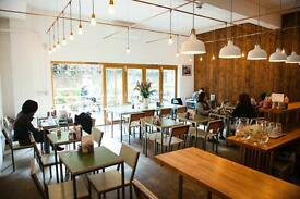 Baker / Pastry Chef / Kitchen Manager wanted for Award Winning Shoreditch Café