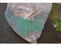 Rubble Sack Pure LDPE 100%