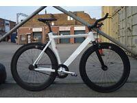 2016 model aluminium Brand new single speed fixed gear fixie bike/ road bike/ bicycles cf