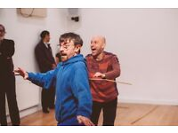 Play and Performance Workshop 25 March