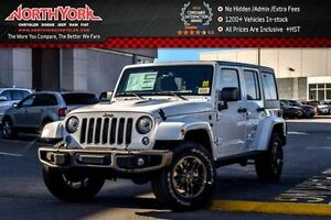 2017 Jeep WRANGLER UNLIMITED NEW Car 75th Anniversary|75th,Conne