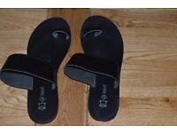 Ladies NEXT Leather Toe Post Sandals