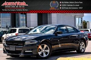 2016 Dodge Charger SXT|Sunroof|Nav|R-Start|Alpine|HtdFrSeats|Dua