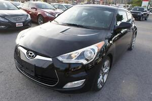2013 Hyundai Veloster NAVI  | BACKUP CAM  | PANORAMIC SUNROOF |