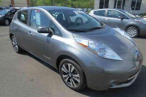 2015 Nissan LEAF S, Bluetooth