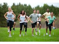 Fitness Boot Camp session