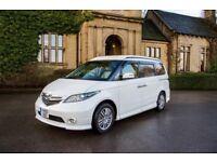 HONDA ELYSION 2.4 I-VTEC 160PS, by Wellhouse, Automatic, Fuel Type: Petrol, 2WD