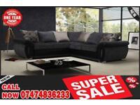 Stylish Corner Sofa Xeq