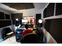 Record Your High Quality Demo - stand out from the rest!