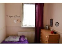 Nice single room to rent in Smythe street, All bills included, Free WIFI, ID:174