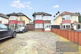 SPACIOUS 3 BED DETATCHED HOUSE LOCATED IN ELTHAM SE9 - LARGE PRIVATE GARDEN, MASSIVE DRIVEWAY