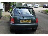 NISSAN MICRA FOR SALE. AUTOMATIC