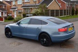 Audi A5 Sportback 170bhp mint condition