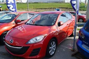 2010 Mazda MAZDA3 5SPD!!! FULLY LOADED!!! ALLOYS!!!