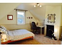 LOVELY LOFT DOUBLE ROOM TO LET IN CHARMINSTER