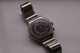Memosail Chrono VIP manual wind mechanical yachting watch - 17 jewels - Swiss