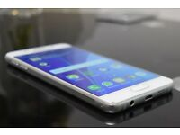Samsung Galaxy A3 2016 + Bumper Case & Tempered Glass