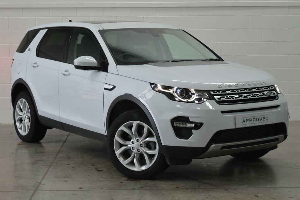 land rover discovery sport 2 2 sd4 hse 5dr auto white 2015 03 03 in ealing london gumtree. Black Bedroom Furniture Sets. Home Design Ideas