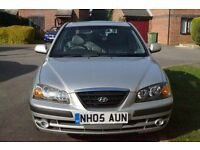 Hyundai Elantra 2.0 CDX CRTD Ideal Family Saloon & Excellent Tow Car 45K Miles