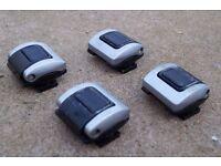 Audi a4 A6 C6 Q5 Q7 Luggage Tie Down Eyes Hook Genuine Set 4x 4F9863539 Genuine