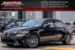 2015 Lexus IS 250 AWD|Sunroof|Leather|BlindSpot|HTD/Vntd Frnt Se