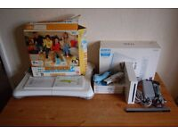 Wii + Wii Fit Console Bundle