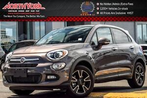 2016 Fiat 500X Sport|Convi.Pkg|Backup Cam|Bluetooth|Accident Fre