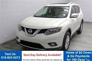 2014 Nissan Rogue SV AWD w/ PANORAMIC ROOF! REVERSE CAMERA! HEAT