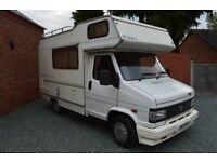 Eliddis MotorHome 1991 4 Berth Autoquest 270 2.0 Petrol 61000 Miles Only