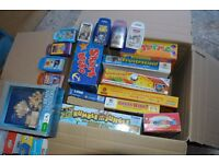 Lots of games & puzzles...