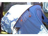 Tent By Vango Typhoon 3 Man