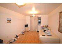 spacious one bed purpose built flat, situated on a private development, 1 min West Ham tube station