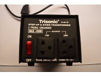 Trisonic Step Up & Step Down Transformer