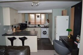 Recently renovated flat with stunning kitchen, private entrance, located near Princesshay
