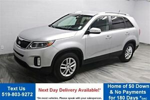 2014 Kia Sorento AWD  BLUETOOTH! HEATED SEATS! INFO CENTRE! CRUI