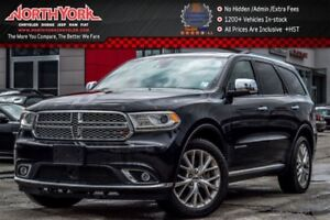2015 Dodge Durango Citadel AWD|6-Seater|Tech Pkg|Nav|Sunroof|Lea
