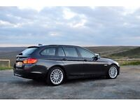 2010 BMW 520d SE TOURING-WITH PRO NAV AND LOADS OF EXTRAS