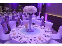 *** WEDDING DECORATION – CENTREPIECE HIRE Tel:02084234330 or 07904938852 ***
