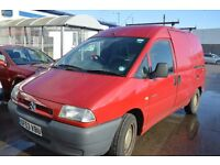 CITROEN DISPATCH HDI 2003 RUNS AND DRIVES PERFECT with MOT Until AUGUST 2017