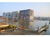 *AVAILABLE NOW* STUNNING 2 BEDROOM APARTMENT IN ROYAL DOCKS, E16