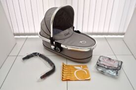 NEW ICANDY PEACH TWIN CARRYCOT