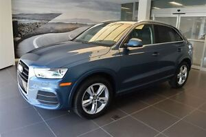 2016 Audi Q3 PROGRESSIV, QUATTRO,BUTTON START/STOP