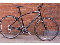Specialized Sirrus Elite Hybrid Bicycle. Medium Frame Size.