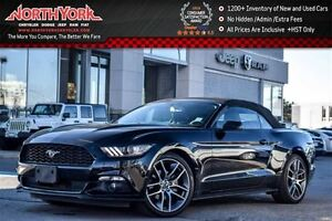 2015 Ford Mustang EcoBoost Premium Convertible Leather Nav Backu