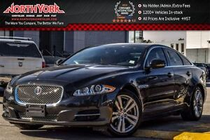 2014 Jaguar XJ Base|AWD|PortfolioPkg|Sunroof|Nav|Massage|Meridia