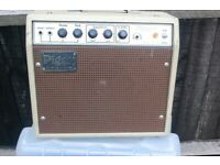 PIGGY--ONE RARE 1970S MIJ AMPLIFIER BY PRINCE