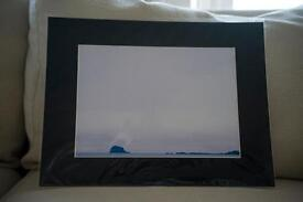 Brand New mounted Pictures. Large. Excellent present idea. Local photographer. Local views.